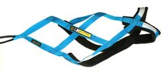 X-Back harness for sledding, carting, scootering, bikejoring and other pulling activities