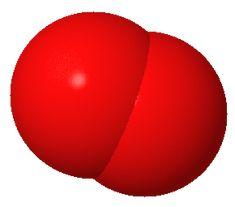 Molécula da semana - Oxigénio
