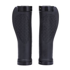 Shimano PRO Ergonomic Lock-on MTB Mountain Bike Handlebar Grips Black//Gray