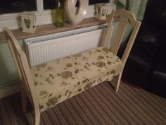 Chair chaise nearly complete