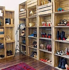 Quiero un zapatero asi!!
