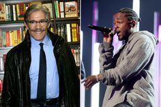 "Geraldo Rivera Addresses Kendrick Lamar's ""DAMN."" Album, Says Rap is Damaging"