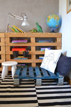 mommo design: 6 PALLETS PROJECTS FOR KIDS