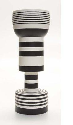Ettore #Sottsass #Ceramic