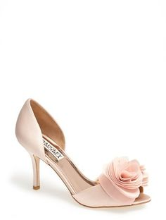 Badgley Mischka 'Thora' Pump on shopstyle.com