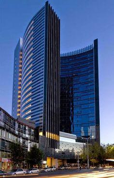 Plaza Suites, Paseo de la Reforma,  Mexico City