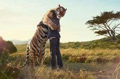 Warm Tiger Huggies