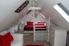 bedroom attics - Google Search
