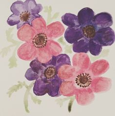 Day 79 of the 100 Day Project #water #color #colour #flowers