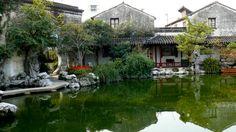 Jardin de la culture  Garden of Cultivation 艺圃