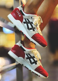 best service 854be 7778e Afew x Asics Gel Lyte III Koi - 2015 (by Jonathan Conti) Fresh Shoes