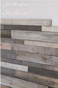 Stiltskin Studios: Pallet Wall