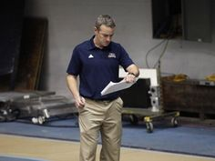 NAU's Eric Heins Named Big Sky Men's and Women's Indoor Track and Field Coach of the Year