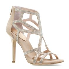 refined evening sandal