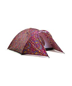 Four-Man Solar Powered Tent | Purple Haze | something special every day