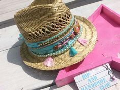 Ibiza hats by Hip and Handsome by Cloe Amsterdam
