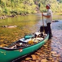 Tips For Canoe Camping ▬ Please visit my Facebook page at: www.facebook.com/jolly.ollie.77 #canoetips #canoehackstips