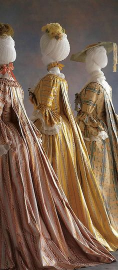Venice Carnival Costume: Researching 18th Century Gowns | Mad Attic Bertha