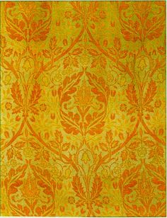 Golden Bough. Designer: William Morris