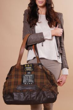 Serendipia silent people bag
