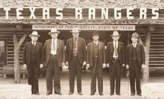 3 Famous Texas Rangers That Deserve Our Attention