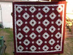 Goshen Star quilt