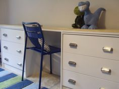Love Ikea! The great Rast, a million and one uses!