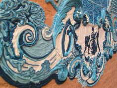 Sugar Murals and Cake Icing Graffiti by Shelley Miller