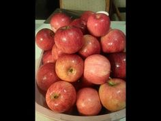Last Of the Apples From Our Tree! Time To Make The Most Awesome Apple Du...