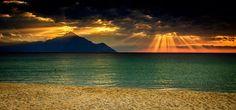 Sarti Greece | Sarti, Greece Beautiful Models, Beautiful World, Travel Light, Santorini, The Good Place, Greece, Marvel, In This Moment, Sunset