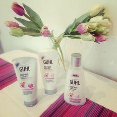 Toller Duft & ganz viel Schaum 😍👩🏼💇♀️@guhl @brandsyoulove.de #repairundbalance #originofbeauty #brandsyoulove