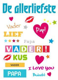 De 3e zondag van juni is het weer vaderdag. Tijd om (schoon)pa en opa een leuk kaartje te sturen. De mooiste en meest persoonlijke vaderdagkaarten verstuur je via Kaartjeposten. Selecteer een kaart, voeg eventueel leuke foto's toe, schrijf de tekst en je kunt je vaderdagkaart versturen! http://www.kaartjeposten.nl/kaarten/vaderdag/