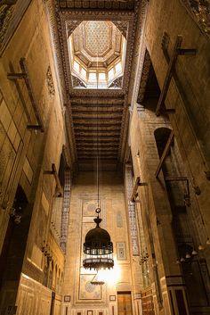 Al-Rifa'i Mosque, Cairo, Egypt