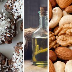Istenien finom, cukormentes, gluténmentes, tejmentes és vegán. Ráadásul egészséges zsírokat tartalmaz - cukormentes kókuszgolyó recept.