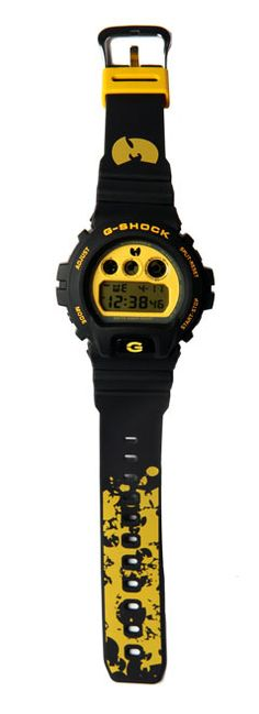 G-Shock Wu Tang Clan 20th Anniversary Limited Edition Watch