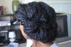 Naptural85 - Natural Hair Care Tips - Blog Content - All About Protective Styles! NaturalHair
