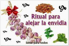 Ideas Para Todos: Ritual Contra La Envidia