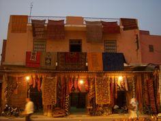 Marrakech - tappeti