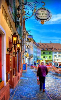 10 cidades mais arborizadas do mundo | Foto: Freiburg, Alemanha