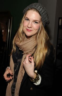 The lovely Lily Rabe