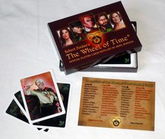Collector's Edition (2 Decks): WoT Playing Cards- Award-Winning!
