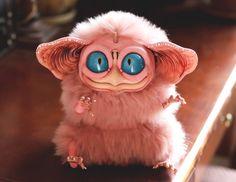 Little pink monster