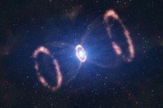 L'Univers n'a rien de calme ou de paisible. Bien au contraire! Il est le théâtre d'événements particulièrement brutaux et les énergies déployées dépassent bien souvent l'entendement. Cannibalisme stellaire, collisions d'étoiles à neutrons ou fusions de trous noirs géants… Voici un passage en revue des événements les plus violents de l'Univers.
