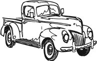Stamps July Rubber Stamps: Online Catalog: The Stampin' Place: Rubber Art-Stamps, Accessories & Custom Truck Coloring Pages, Colouring Pages, Adult Coloring Pages, Coloring Books, Card Patterns, Embroidery Patterns, David Mann Art, Custom Stamps, Color Card
