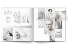 Beauty Trends by Desfossez Soazig, via Behance