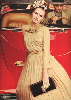 I like the dress