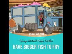 "Idioms in movies: Have bigger fish to fry (""Teenage Mutant Ninja Turtles"") - YouTube"