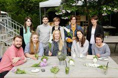 Ekipa która stworzyła z nami FAM FARĘ: Grynasz Studio, Paper Heroes i atelier kural.