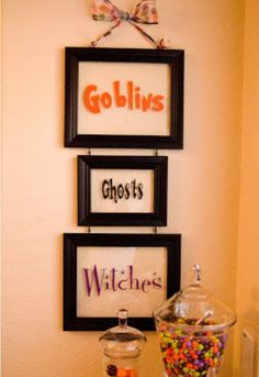 3 Tier Goblins Ghosts Witches Picture Frame 3 tier frame decor.   https://nemb.ly/p/rJ_Jvn0Bb Happily published via Nembol