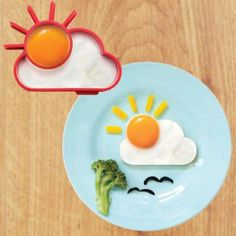6: This sweet #eggring gives a whole new meaning to #sunnysideup